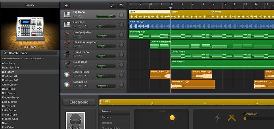 音樂製作軟體